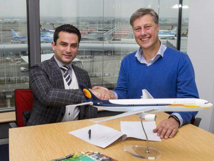 "Jet Airways sponsor ""1 Million Hockey Legs"""
