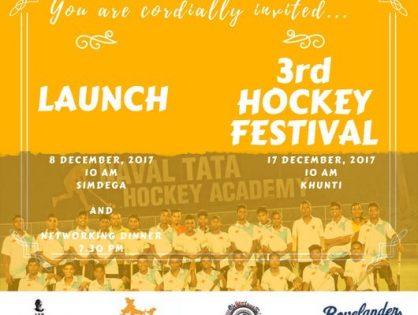 3rd Interschool Hockey Festival Khunti