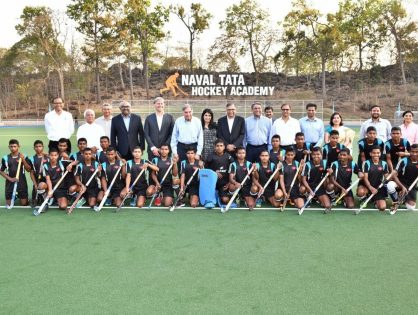 Vacature - Trainer/Coach (parttime) voor Naval Tata Hockey Academy in Jamshedpur, India