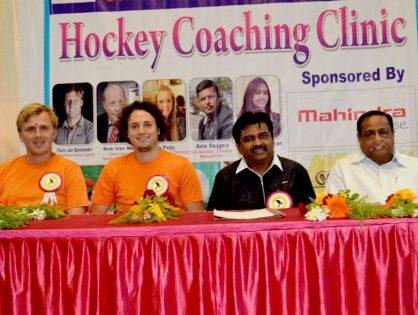 Mahindra Rise starts schoolhockey project in Nashik