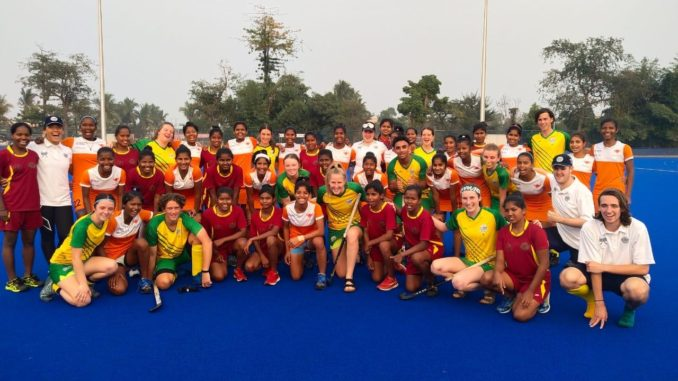Blog #5 - Incredible Hockey India