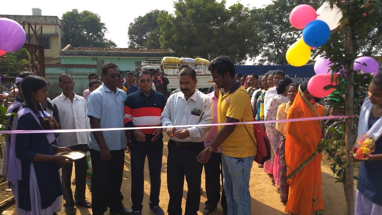 Launch grassroots program in Odisha